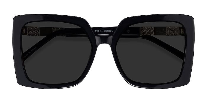 Black Hollywood -  Acetate Sunglasses
