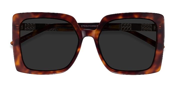 Tortoise Hollywood -  Acetate Sunglasses