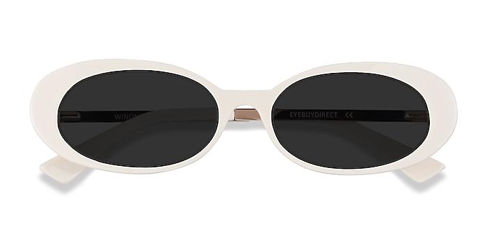 Beige Winona -  Acetate Sunglasses
