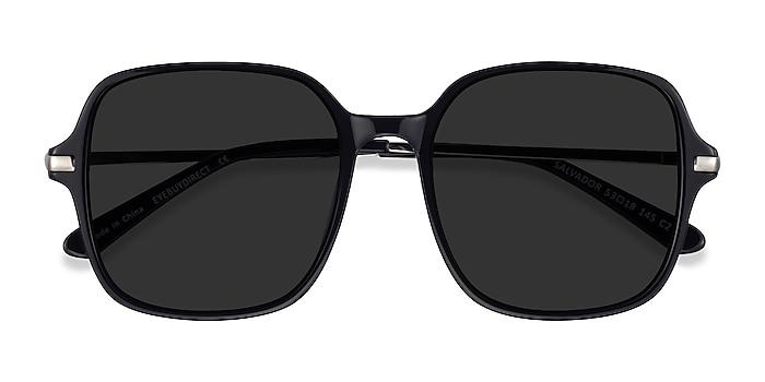 Black Salvador -  Acetate Sunglasses