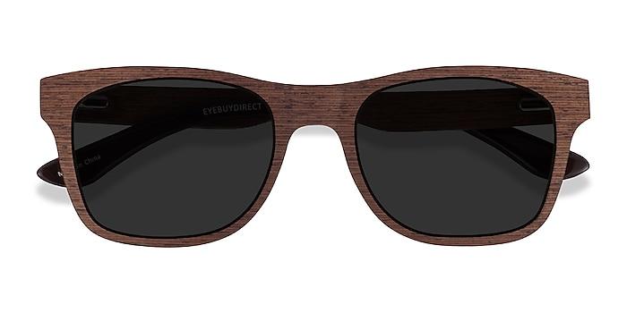 Wood Bosk -  Wood Texture Sunglasses