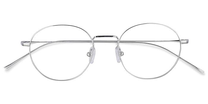 Silver Aegis -  Vintage Titanium Eyeglasses