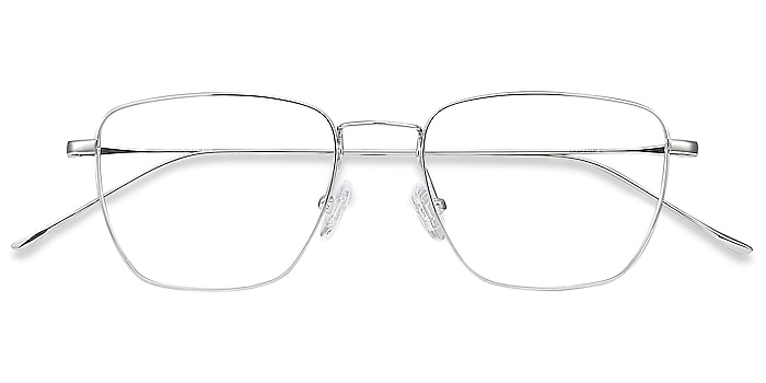 Silver Future -  Lightweight Titanium Eyeglasses