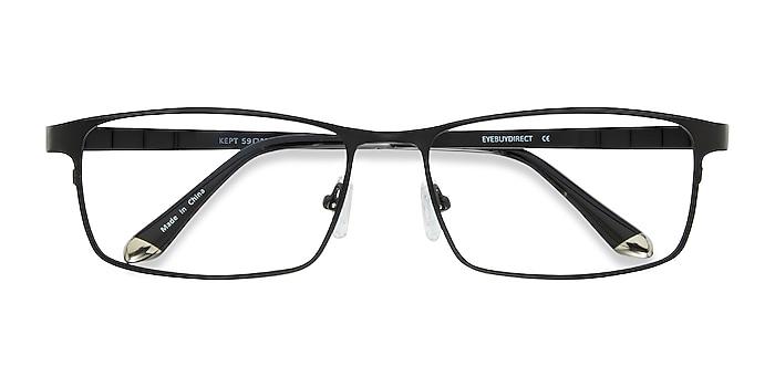 Black Kept -  Lightweight Titanium Eyeglasses