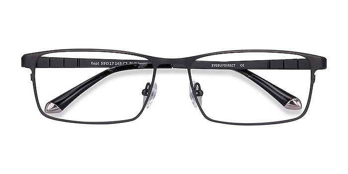 Gray Kept -  Lightweight Titanium Eyeglasses