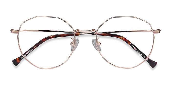 Rose Gold The Path -  Lightweight Titanium Eyeglasses