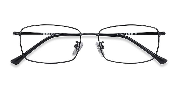 Black Hobbes -  Lightweight Titanium Eyeglasses