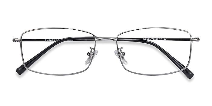 Gunmetal Embark -  Lightweight Titanium Eyeglasses