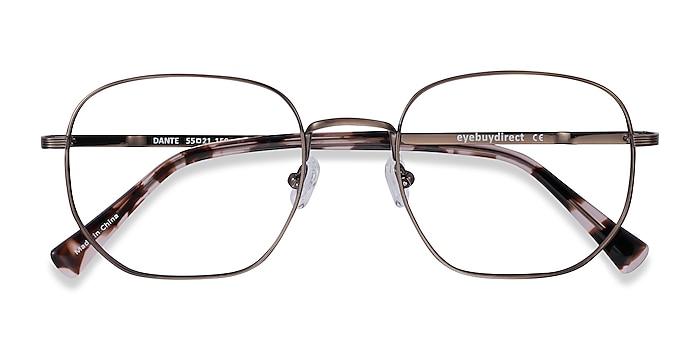 Bronze Dante -  Lightweight Titanium Eyeglasses