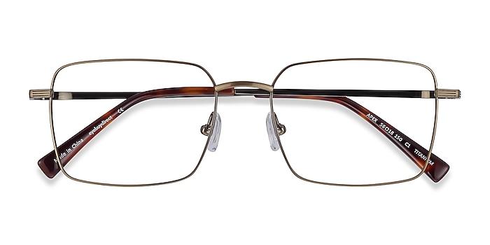 Bronze Apex -  Lightweight Titanium Eyeglasses