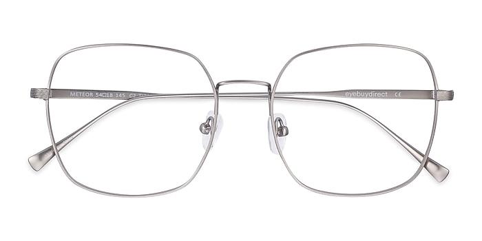 Gunmetal Meteor -  Fashion Titanium Eyeglasses
