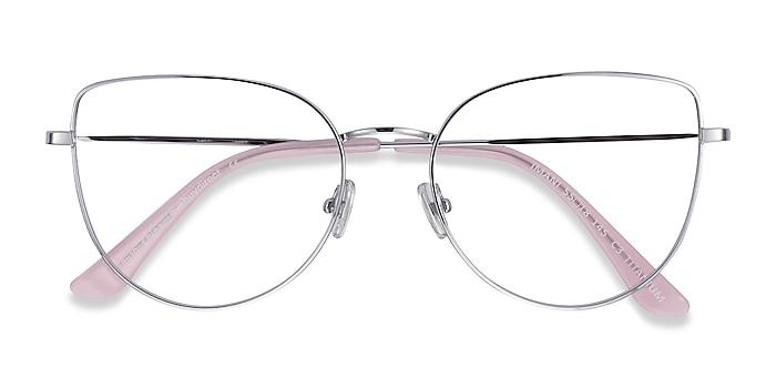 Silver Imani -  Fashion Titanium Eyeglasses