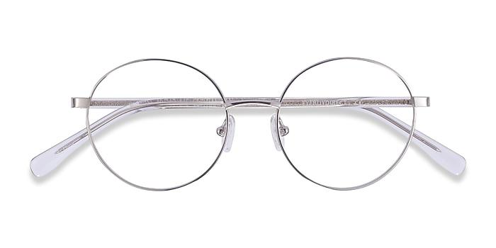 Silver Sahel -  Titanium Eyeglasses