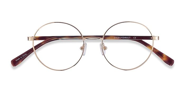 Gold Sahel -  Titanium Eyeglasses
