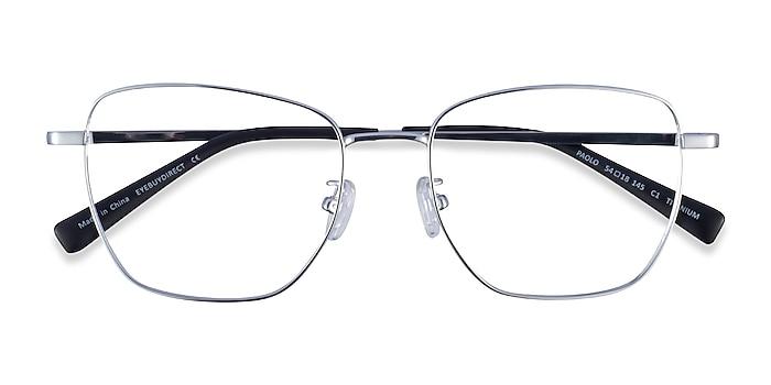 Gunmetal Paolo -  Titanium Eyeglasses