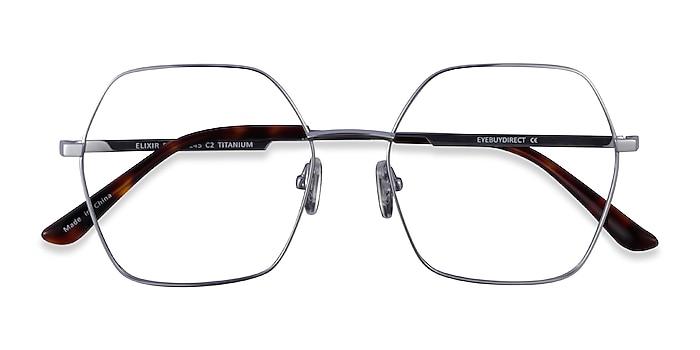 Silver Elixir -  Titanium Eyeglasses
