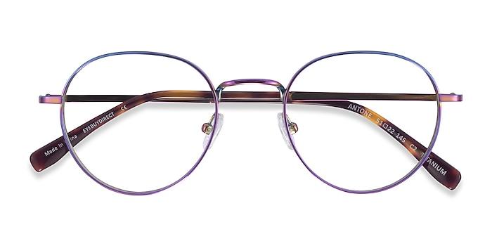 Rainbow Antone -  Titanium Eyeglasses