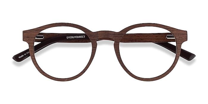 Wood Jungle -  Wood Texture Eyeglasses