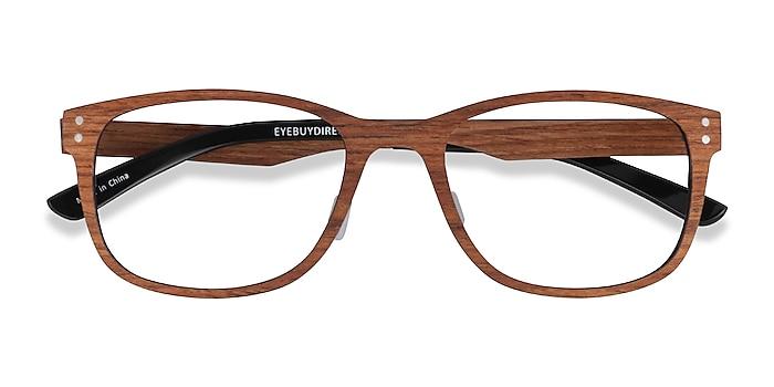 Light Wood Earth -  Wood Texture Eyeglasses