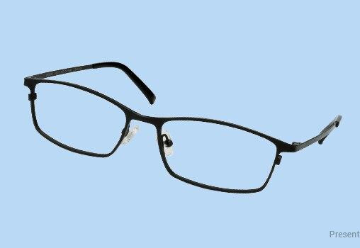 Titanium Eyeglasses Unisex