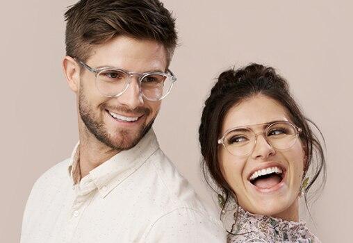 Acetate Eyeglasses Unisex