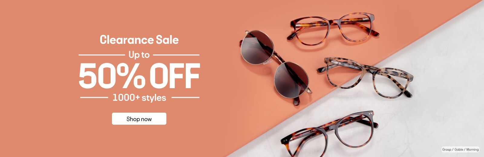 Clearance Sale Up to 50% OFF 1000+ Styles